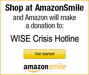 Support WISE by shopping AmazonSmile