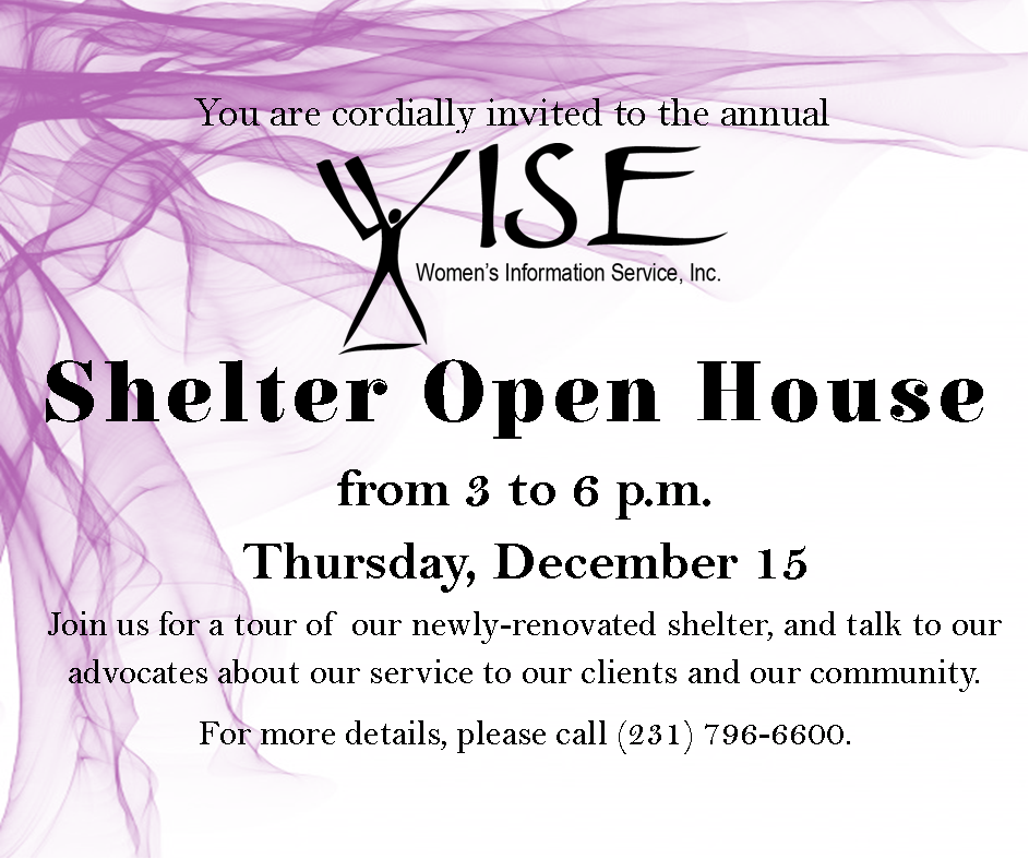 2016 WISE shelter open house